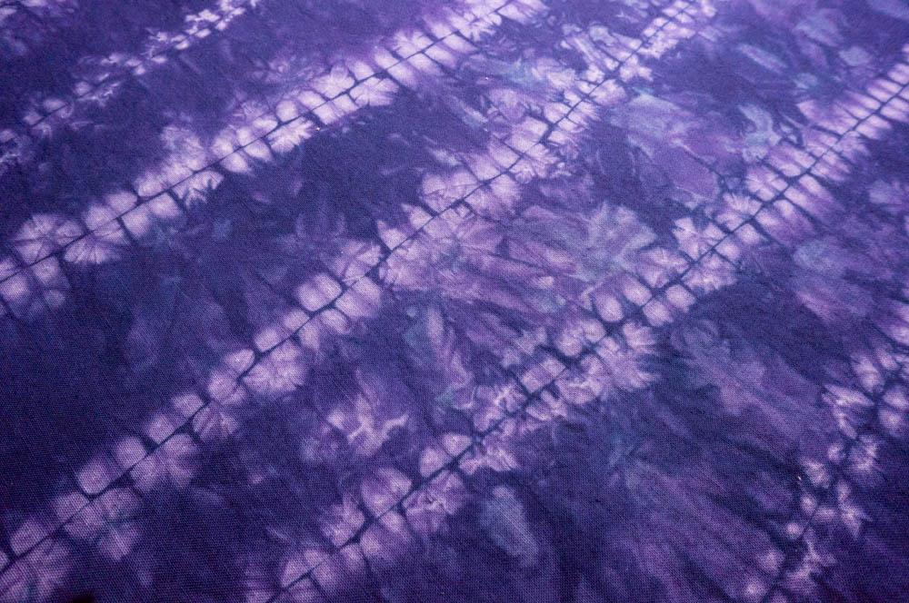 Traditional Stitched Shibori