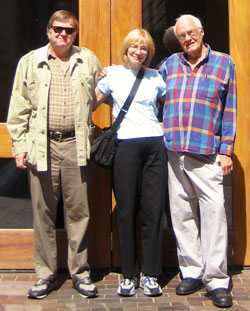 Terry, Anny, Jim
