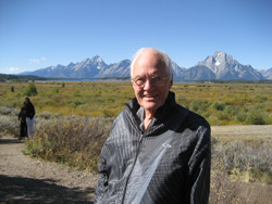 Jim at Grand Teton NP