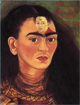 by Frida Kahlo