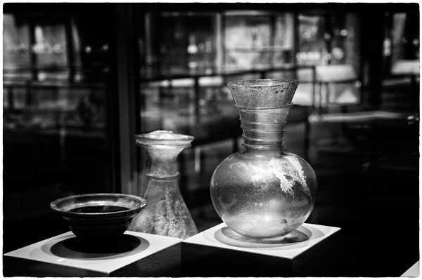 Corning Museum of Glass: ancient Rome