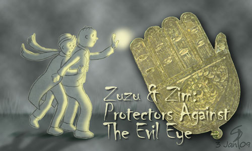 protectors against evil eye