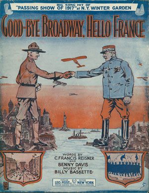 Goodbye Broadway, Hello France